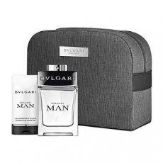 Bvlgari Man Gift Set for men-ست بلگاری من مردانه 3 تیکه