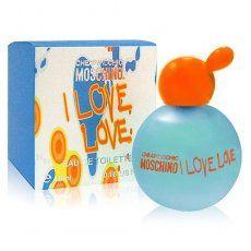 I Love Love Moschino Miniature for women-مینیاتوری موسچینو آی لاو لاو زنانه
