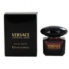 Versace Crystal Noir EDT Miniature for women-مینیاتوری ورساچه کریستال نویر ادوتویلت زنانه