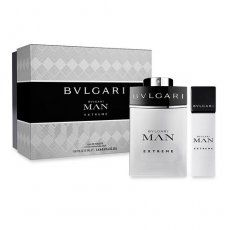 Bvlgari Man Extreme Gift Set for men-ست بلگاری من اکستریم مردانه 2 تیکه