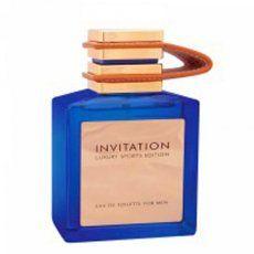 Invitation Blue for men-اینویتیشن بلو مردانه