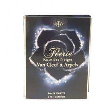 Feerie Rose des Neiges Sample for women-سمپل ون کلیف فیری رز د نایت زنانه