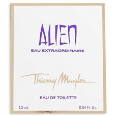 Alien Eau Extraordinaire Sample for women-سمپل الین او اکسترودینا زنانه