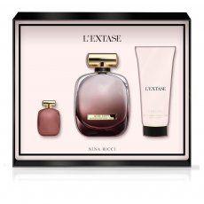 L'Extase Nina Ricci Gift Set for women-ست نینا ریچی لکستاز زنانه 3 تیکه