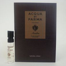 Colonia Ambra Acqua di Parma Sample for men-سمپل کلونیا آمبر آکوا دی پارما مردانه