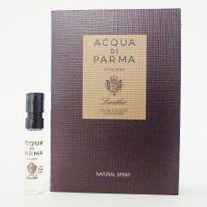 Colonia Leather Acqua Di Parma Sample for men-سمپل کلونیا لدر آکوا دی پارما مردانه