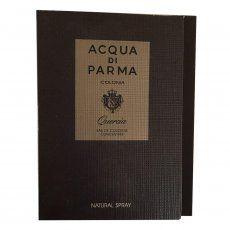 Colonia Quercia Acqua Di Parma Sample for men-سمپل کلونیا کوئسیا آکوا دی پارما مردانه