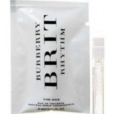 Burberry Brit Rhythm Sample for women-سمپل باربری بریت ریتم زنانه