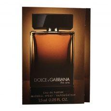 The One Eau de Parfum Dolce & Gabbana Sample for men-سمپل د وان ادو پرفیوم دلچی گابانا مردانه