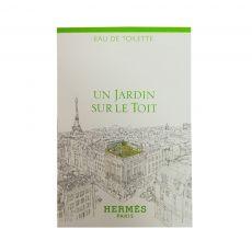 Un Jardin Sur Le Toit Hermes sample  for women and men-سمپل آن جاردین سور لِتويت زنانه و مردانه