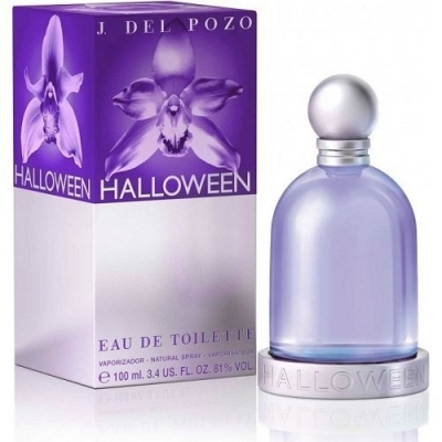 Halloween Jesus Del Pozo for women-هالووین جیزس دل پوزو زنانه