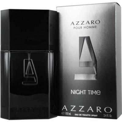 Azzaro Pour Homme Night Time for men-آزارو پور هوم نايت تايم مردانه