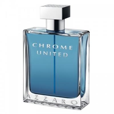 Azzaro Chrome United For Men-آزارو كروم يونايتد مردانه
