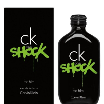 CK One Shock For Him-سی کی وان شوك مشکی مردانه