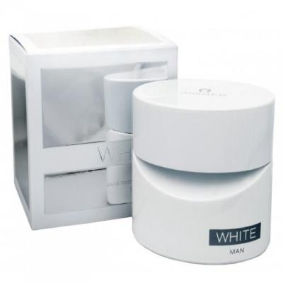 White for men-اگنرسفید مردانه