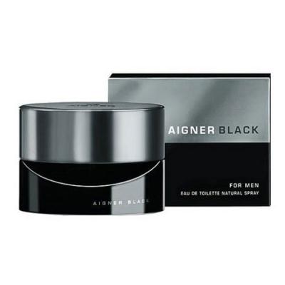 Aigner BlacK for men-اگنر بلک مردانه