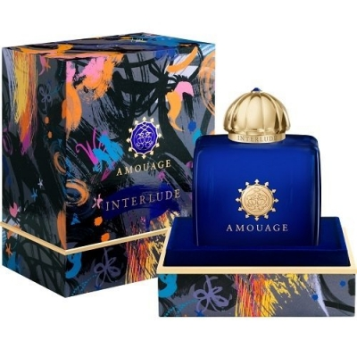Interlude Amouage for women-اينترلود آمواج زنانه