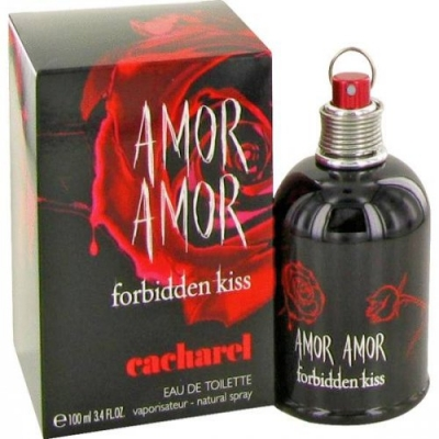 Amor Forbidden Kiss for women-آمور فوربیدن کیس زنانه