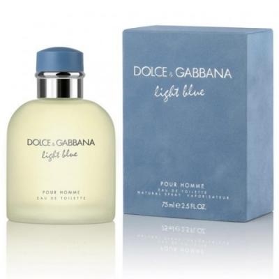 Dolce & Gabbana Light Blue for men-دلچی گابانا لايت بلو مردانه