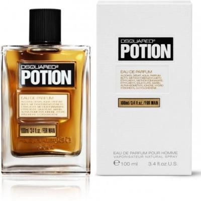 Potion DSQUARED² for men-دسکوارد پوشن مردانه