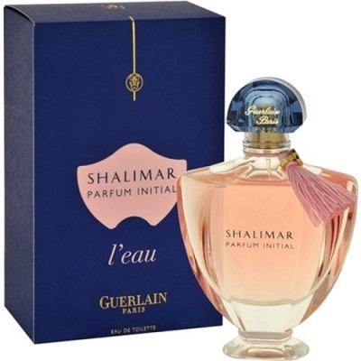 Guerlain Shalimar Parfum Initial L'Eau for women-گرلن شالیمار پرفیوم  اینیشیال لئو زنانه
