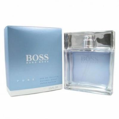 Boss pure for men-بوس پیور مردانه