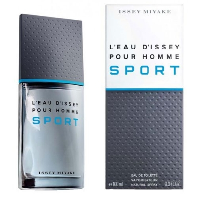 L'Eau d'Issey Pour Homme Sport Issey Miyake for men-ایسی میاکه لئو د ایسی پورهوم	 اسپورت مردانه
