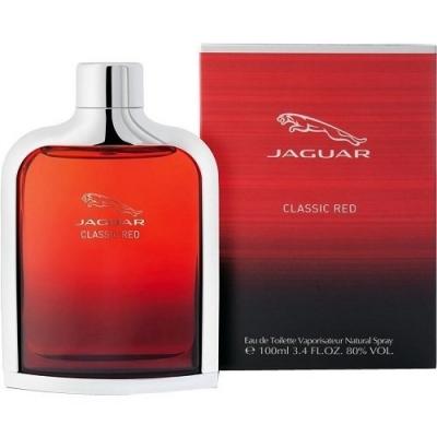 Jaguar Classic red-جگوار کلاسیک رد