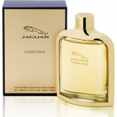 Jaguar Classic Gold-جگوار کلاسیک گلد
