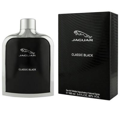 Classic Black Jaguar for men-کلاسیک بلک جگوار مردانه