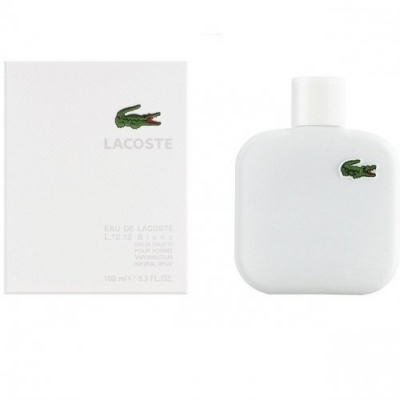 Lacoste L.12.12. Blanc (White) for men-لاگوست ال.12.12 بلانک (لاگوست سفيد)
