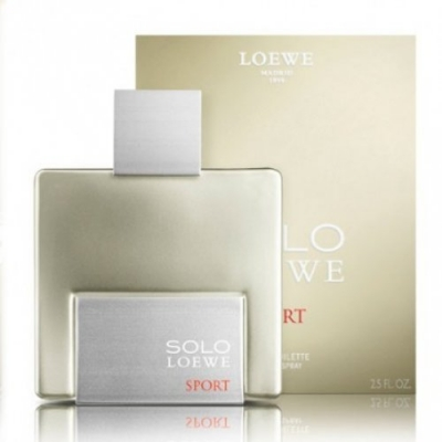Solo Loewe Sport for men-سولو لوه اسپرت مردانه