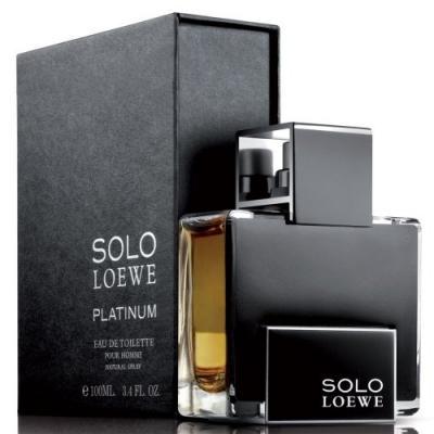 Solo Platinum for men-سولو پلاتینیوم مردانه