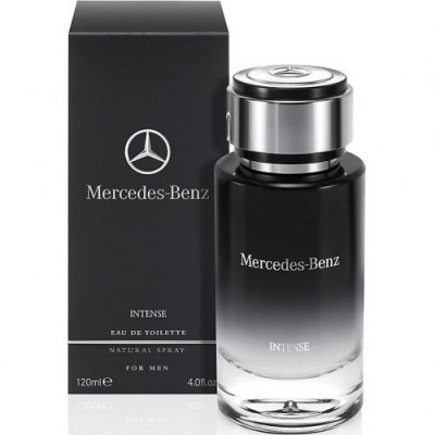 Mercedes Benz Intense for men-مرسدس بنز اینتنس مردانه