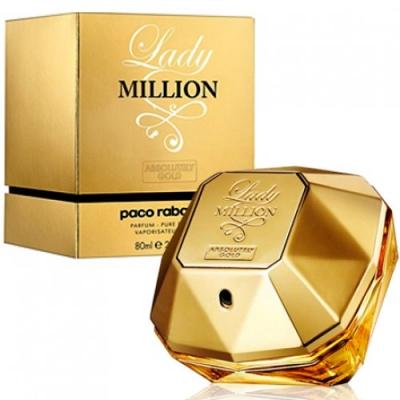 Lady Million Absolutely Gold for women-لیدی میلیون ابسولوتلی گلد زنانه