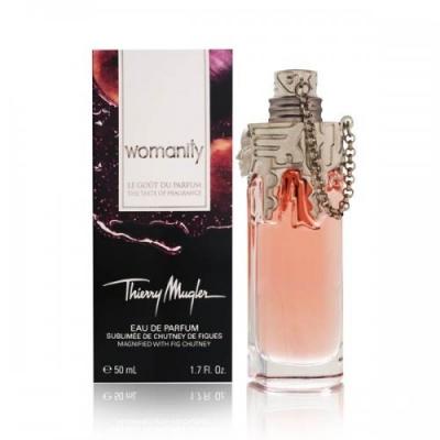 Womanity the Taste of Fragrance-وومنیتی تست آف فرگرنس