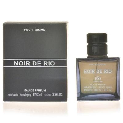 Noir  De Rio for men-نویر د ریو (لالیک مشکی) مردانه