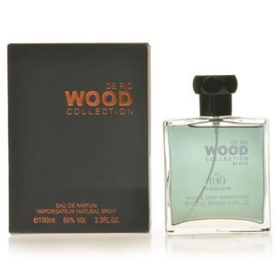 Wood Black for men-وود مشکی مردانه