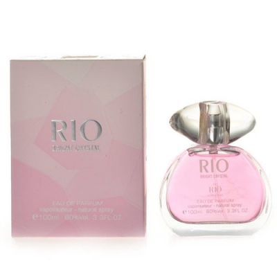 Rio Bright Crystal for women-ریو برایت کریستال (ورساچه صورتی) زنانه