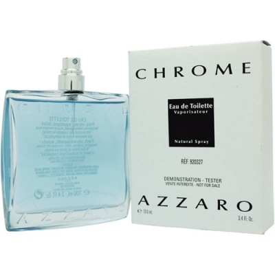 Azzaro Chrome Tester-تستر آزارو كروم