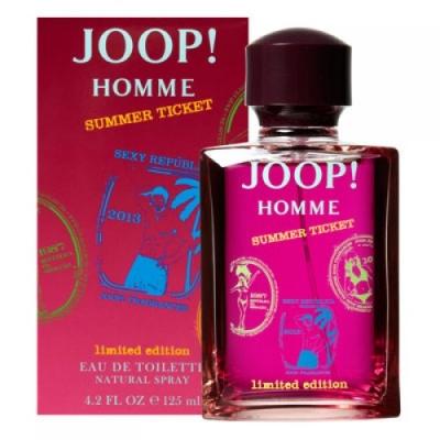 JOOP! Homme Summer Ticket-جوپ! هووم سامر تیکت