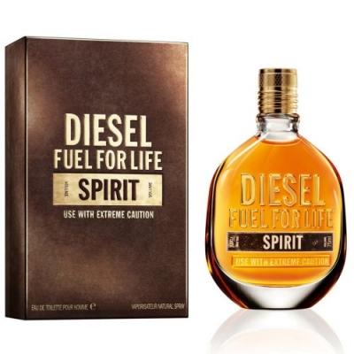 Fuel For Life Spirit Diesel For Men-دیزل فوئل فور لایف  اسپیریت مردانه