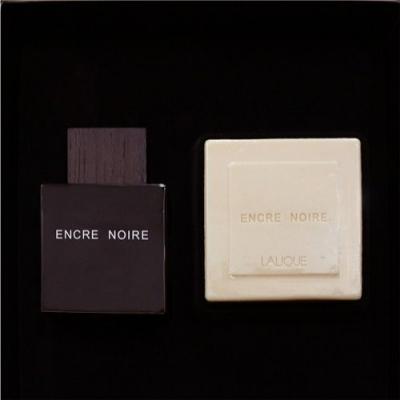Encre Noire Gift Set for men-ست لالیک مشکی مردانه 2 تیکه