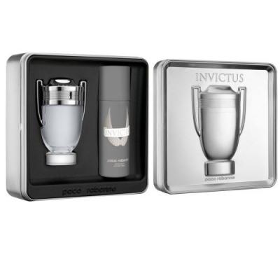 Invictus Gift Set for men-ست اینویکتوس مردانه 2 تیکه