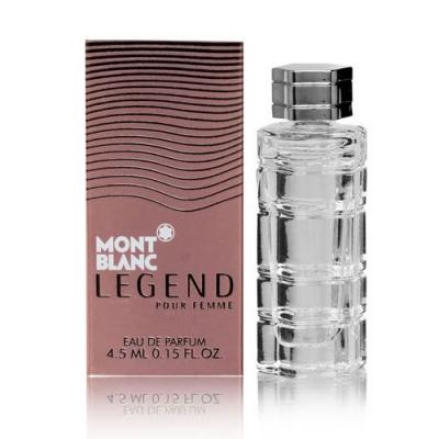 Legend Pour Femme Mont Blanc Miniature for women-مینیاتوری لجند پور فمه مونت بلنک زنانه