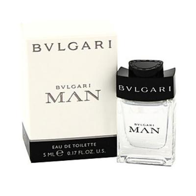 Bvlgari Man Bvlgari miniature for men-مینیاتوری بلگاری من بلگاری مردانه