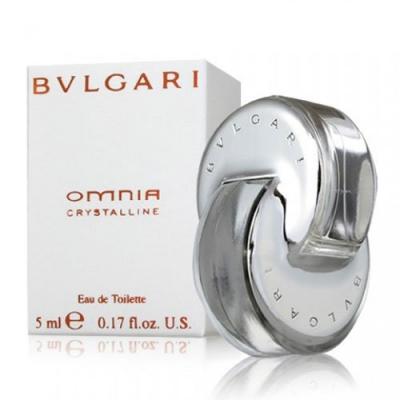 Omnia Crystalline Bvlgari Miniature for women-مینیاتوری امنیا کریستالین بلگاری زنانه