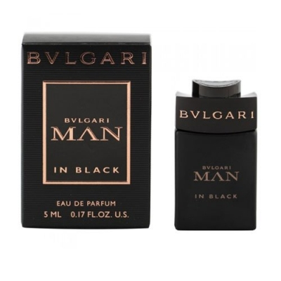 Man In Black Bvlgari miniature for men-مینیاتوری من این بلک بولگاری مردانه