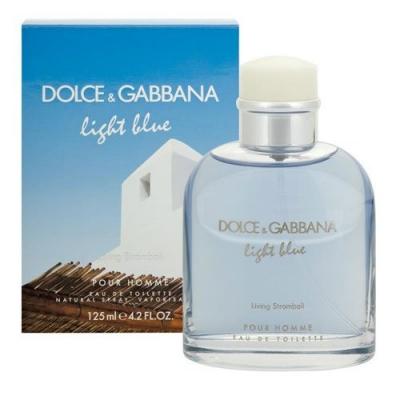 Light Blue Living Stromboli For Men-لایت بلو لی وینگ استرامبولی مردانه