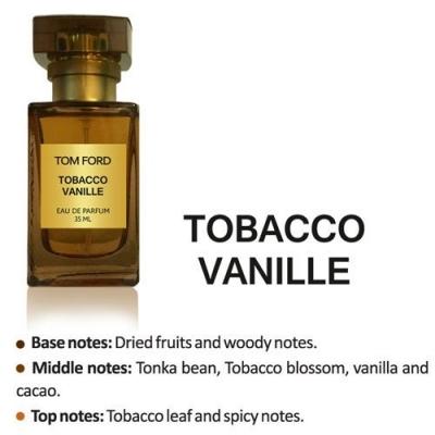 Tobacco Vanille Tester for men and women-تستر تام فورد توباکو وانیل مردانه و زنانه